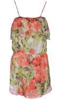 Haute Hippie Short Dress - Lyst