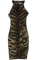 Michael by Michael Kors Short Dress - Lyst