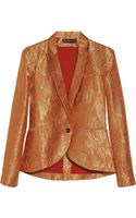 Elizabeth And James Wren Jacquard Blazer - Lyst