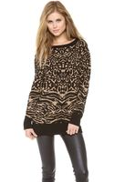 Torn By Ronny Kobo Randy Sweater - Lyst