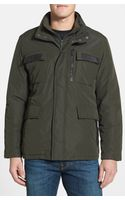 Cole Haan Nylon Jacket - Lyst