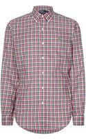 Polo Ralph Lauren Checked Pony Shirt - Lyst
