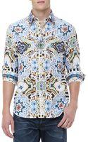 Robert Graham Kaleidoscope Print Sport Shirt - Lyst