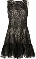 Anna Sui Lace Dress - Lyst
