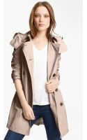 Burberry Brit Balmoral Packable Trench - Lyst