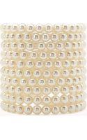Forever 21 Opulent Faux Pearl Bracelet Set - Lyst