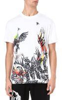 McQ by Alexander McQueen Toxic Animal Tshirt - Lyst
