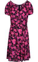 Nina Ricci Short Dress - Lyst