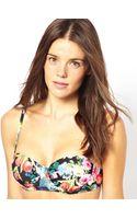 Seafolly Summer Garden Bustier Garden Bikini Top - Lyst