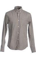 Band Of Outsiders Shirts - Lyst