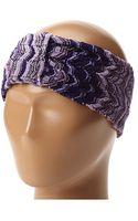 Missoni Pierina Headband - Lyst