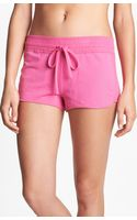 Steve Madden Lounge Lovers Shorts - Lyst