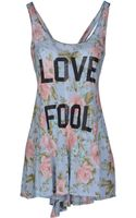 Wildfox Top - Lyst
