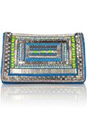 Matthew Williamson Embellished Clutch Bag - Lyst