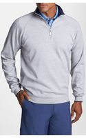 Bobby Jones Competition Half Zip Pullover - Lyst