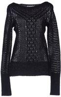Compagnia Italiana Long Sleeve Sweater - Lyst