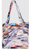 Hussein Chalayan Large Fabric Bags - Lyst