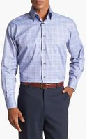 Robert Talbott Plaid Classic Fit Sport Shirt - Lyst