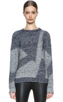 Theyskens' Theory Kari Sweater - Lyst