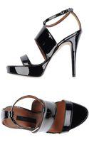 Pinko Sandals - Lyst