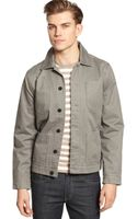 Calvin Klein Jeans Patch-pocket Jacket - Lyst