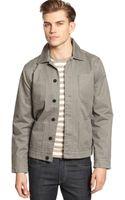 Calvin Klein Jeans Patch-pocket Jacket - Lyst