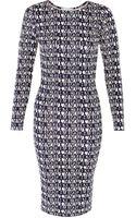 Lulu & Co Im Ready Bodycon Dress - Lyst