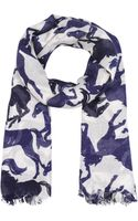 Stella McCartney Scarf - Lyst