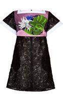Peter Pilotto Silk-cotton Tabitha Dress - Lyst