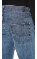 7 For All Mankind Austyn Jeans - Lyst