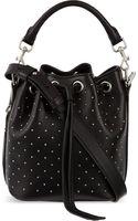 Saint Laurent Small Studded Bucket Bag - Lyst