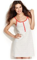 Tommy Hilfiger Button Front Chemise - Lyst
