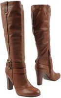 Nine West Knee-High Mid-Heel Boots - Lyst