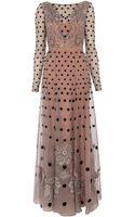 Temperley London Long Josette Dress - Lyst