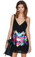 Nasty Gal Sparked Sequin Dress - Lyst
