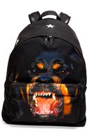 Givenchy Rottweiler Nylon Backpack - Lyst