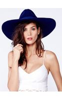 Free People Montana Wide Brim H - Lyst