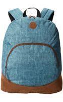 Roxy Fairfield Backpack - Lyst