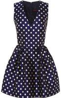 Martin Grant Bell-shapes Mini Dress - Lyst