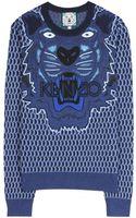 Kenzo Wool Sweater - Lyst