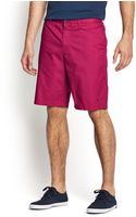Original Penguin Mens Cotton Twill Shorts - Lyst
