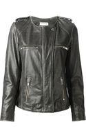 Etoile Isabel Marant Leather Jacket - Lyst