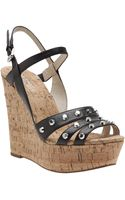Michael by Michael Kors Jolie Wedge - Lyst