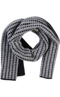 Marc Jacobs Oblong Scarf - Lyst
