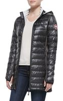 Canada Goose Hybridge Lite Hooded Coat - Lyst