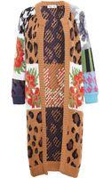 Tak.ori Merinoalpaca Wool Knit Coat - Lyst