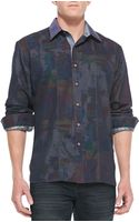 Robert Graham Pourhouse Abstract-print Sport Shirt - Lyst