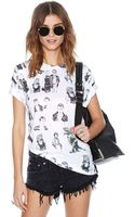 Nasty Gal Johnny Depp Tee - Lyst