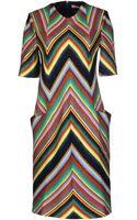 Matthew Williamson Kneelength Dress - Lyst