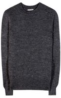 Bottega Veneta Wool Sweater - Lyst